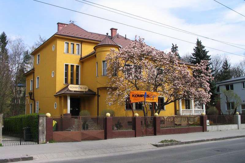 Hlavné sídlo organizácie